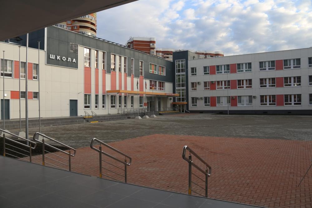 Marina Cvetaeva4 1 Новый корпус школы № 87 в Юбилейном микрорайоне Краснодара примет учеников 1 сентября