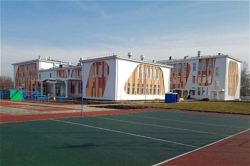 e8a0f5ca 1920 4930 90de 089dc01ad473%20(1) Новый корпус школы № 87 в Юбилейном микрорайоне Краснодара примет учеников 1 сентября