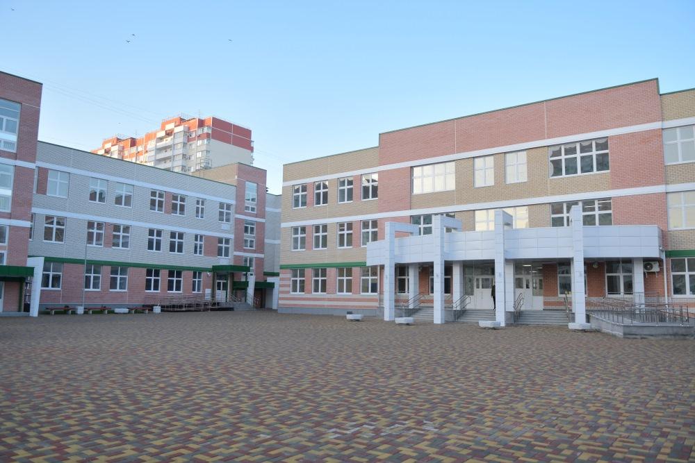 molodezh Новый корпус школы № 87 в Юбилейном микрорайоне Краснодара примет учеников 1 сентября