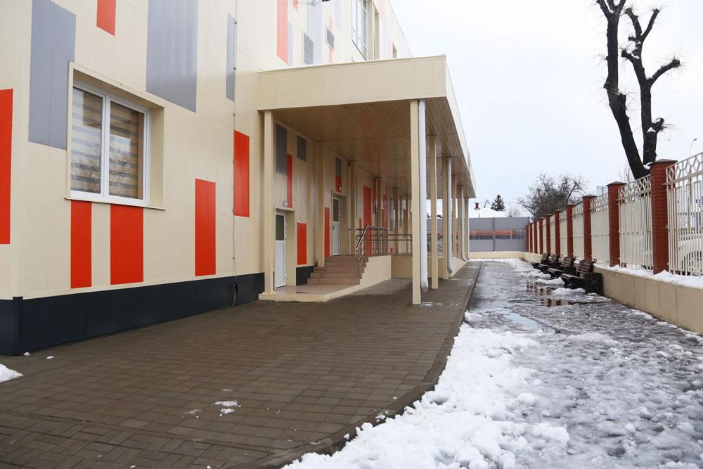 pionerskaya38 gimn92 Новый корпус школы № 87 в Юбилейном микрорайоне Краснодара примет учеников 1 сентября