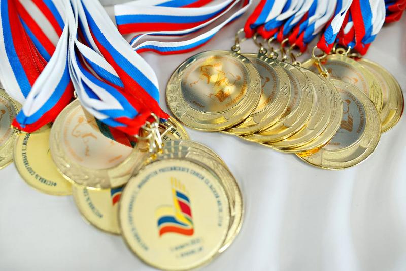христово картинка чемпиона с медалями картинка выделения, которые попадают