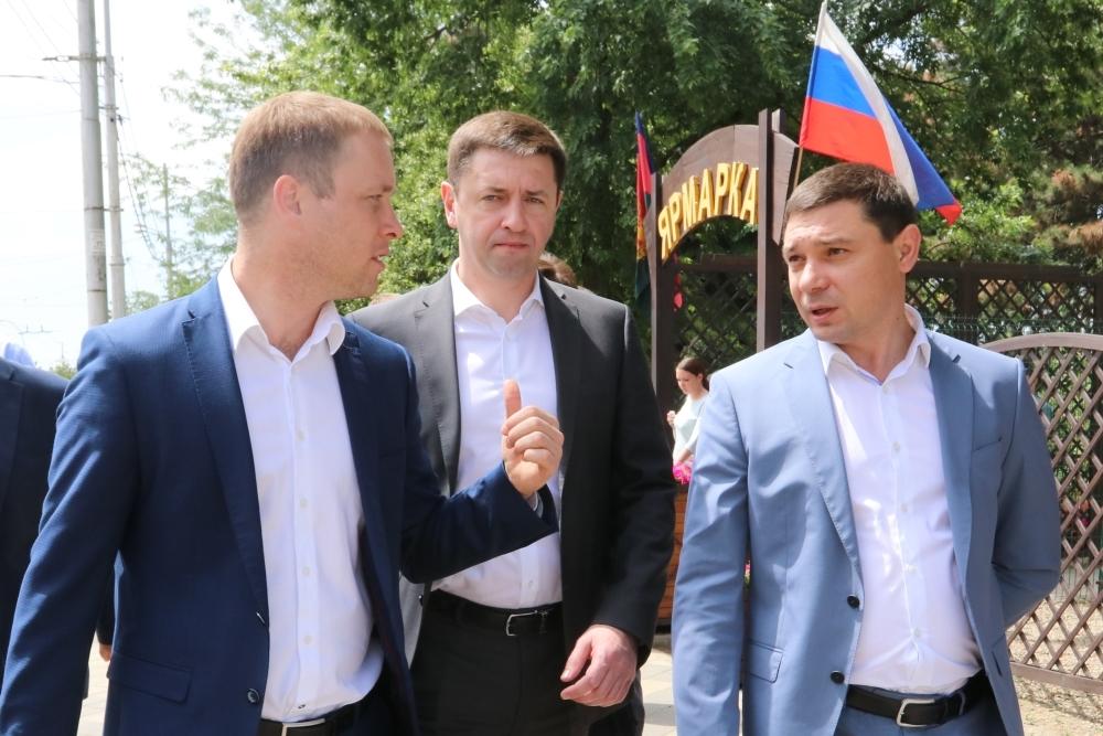 В Краснодар поступили 92 заявки от фермеров для торговли на «фермерских двориках»