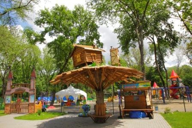 парк Чистяковская роща - Picture of Krasnodar, Krasnodar Krai ... | 450x674