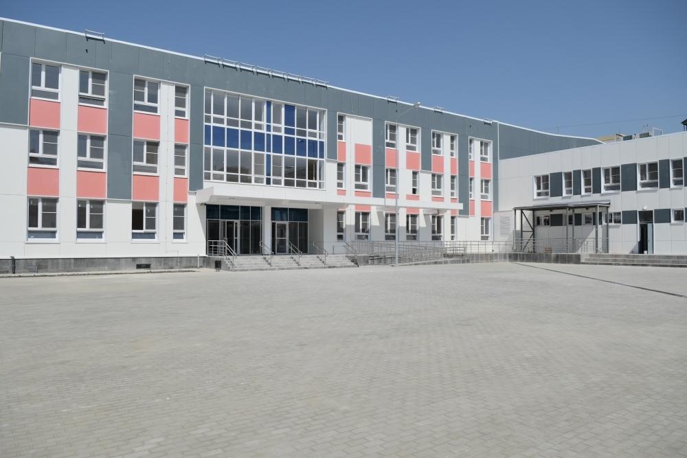 236824 7d362f9d Новый корпус школы № 87 в Юбилейном микрорайоне Краснодара примет учеников 1 сентября