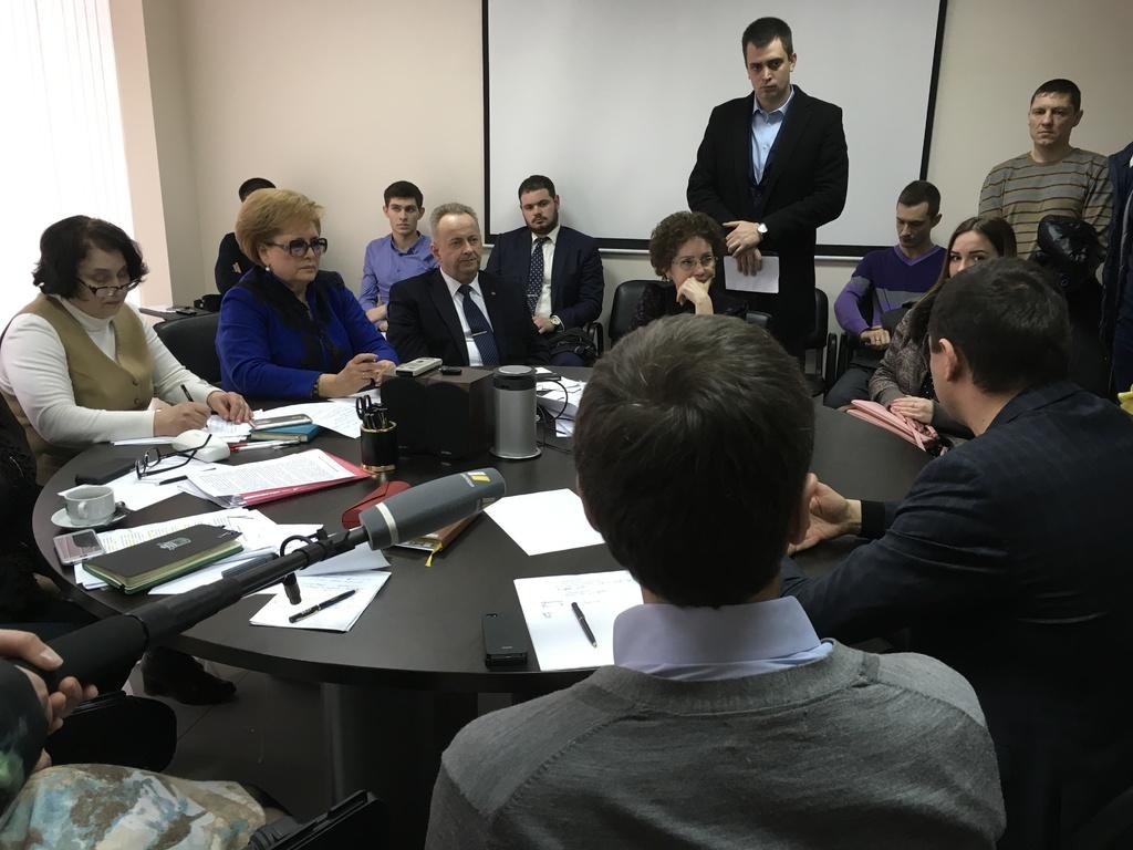 Новости в городе донецк украина