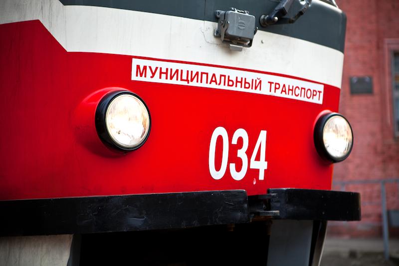 схема движения трамвайных