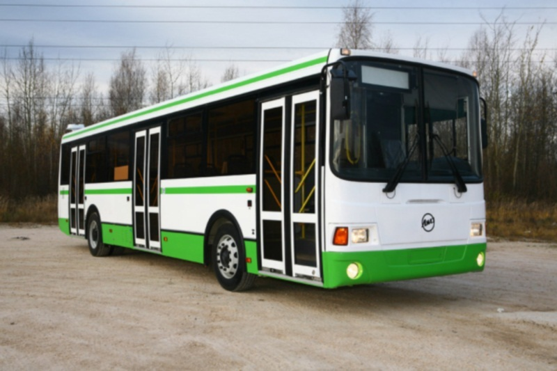 автобусный маршрут № 101,