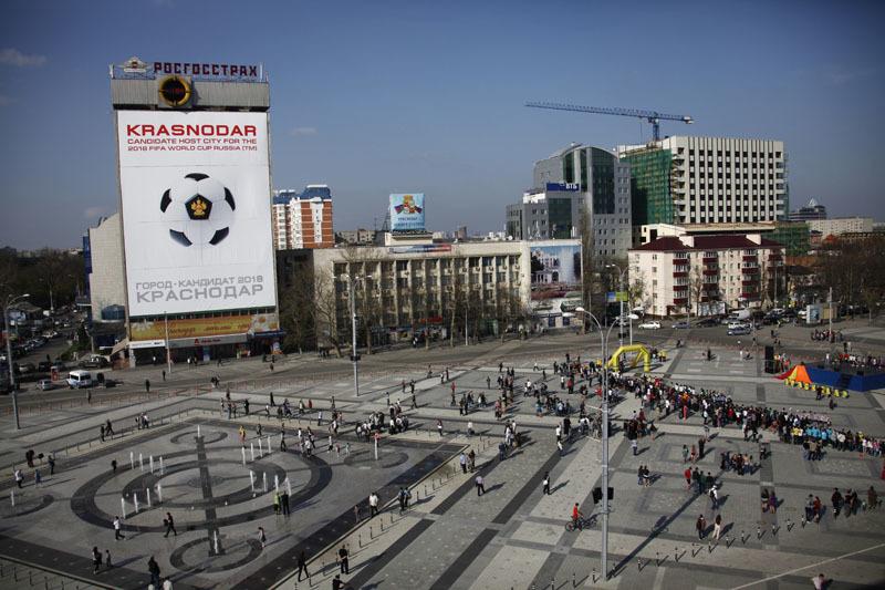 695f23b91615 В Краснодаре пройдет самый масштабный на Юге России забег    Krd.ru