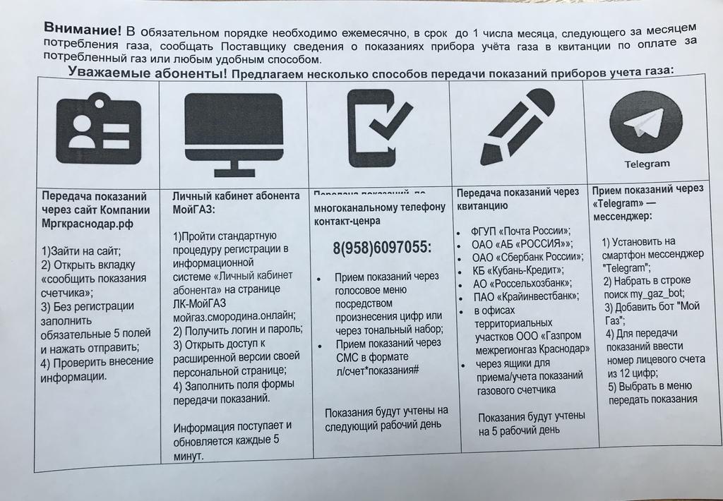 e8c66723d713 Представители ООО «Газпром межрегионгаз Краснодар» встретились с активом  общественности, ТСЖ, ЖСК и