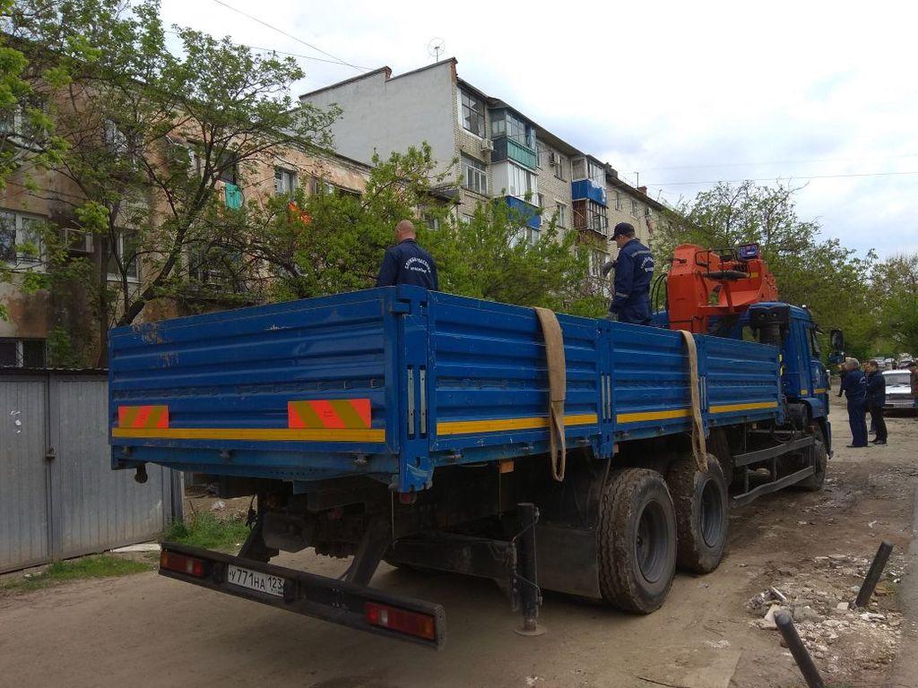 Наулице Новороссийской вКраснодаре снесут неменее 100 гаражей