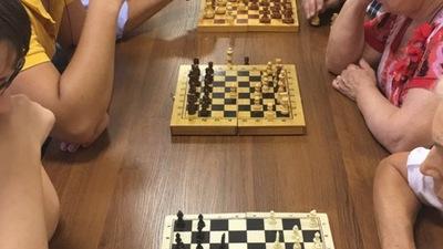 c220c4cbefc8 В Карасунском округе города Краснодара отметили Международный День шахмат
