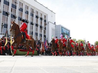 Краснодар готовится к празднованию Дня кубанского казачества