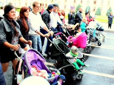 В Краснодаре пройдет акция «Семейный парад»