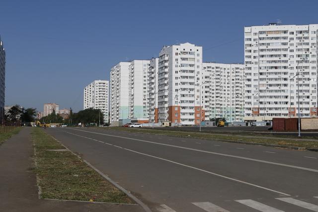 Микрорайон московский
